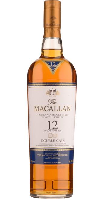 Macallan 12yo Double Cask Single Malt