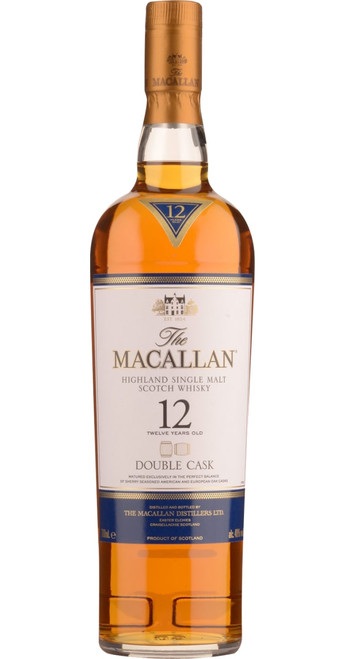 Macallan 12yo Double Cask Single Malt