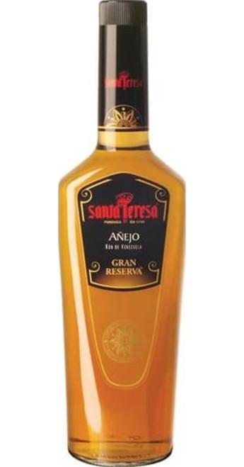 Santa Teresa Anejo Gran Reserva Gold Rum
