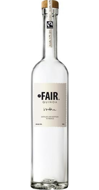FAIR Spirits Quinoa Vodka