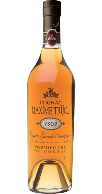 Maxime Trijol Grande Champagne VSOP Cognac
