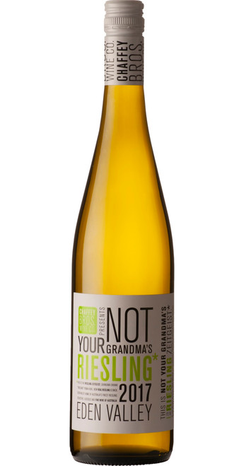 Not Your Grandma's Riesling, Chaffey Bros. Wine Co. 2018, South Australia, Australia