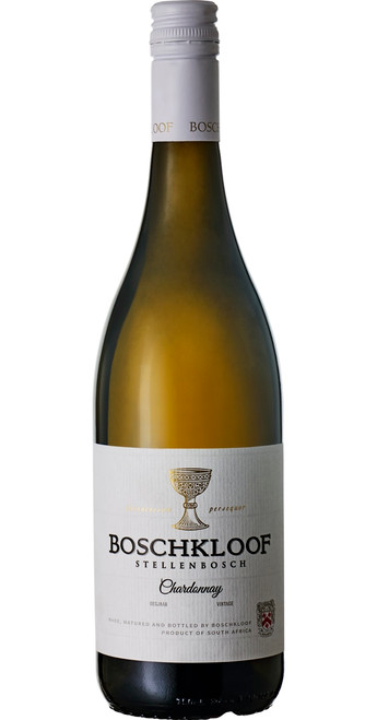 Chardonnay, Boschkloof Wines 2019, Stellenbosch, South Africa