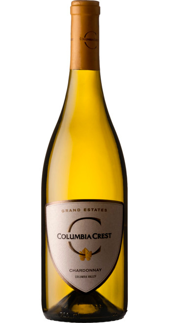 Grand Estates Chardonnay, Columbia Crest 2015, Washington, U.S.A.