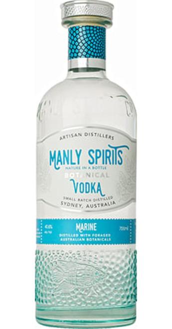 Manly Marine Botanical Vodka