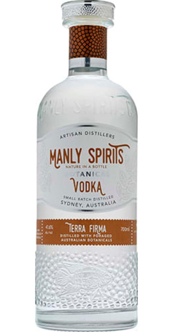 Manly Terra Firma Botanical Vodka