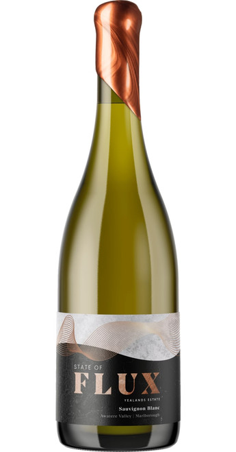 State of Flux Sauvignon Blanc, Yealands Estate 2018, Marlborough, New Zealand
