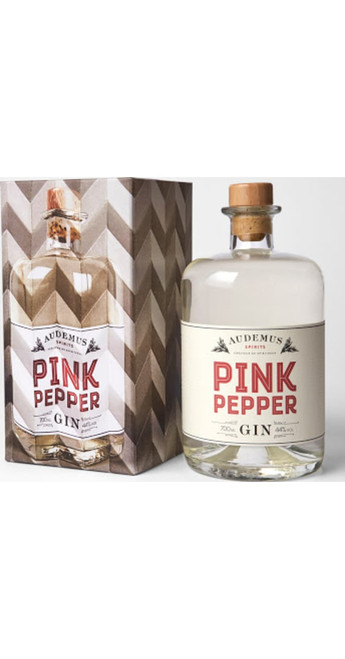 Audemus Pink Pepper Gin Original Gift Pack