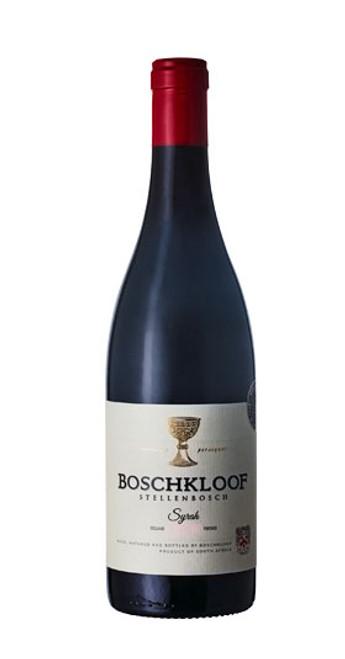 Syrah, Boschkloof Wines 2017, Stellenbosch, South Africa
