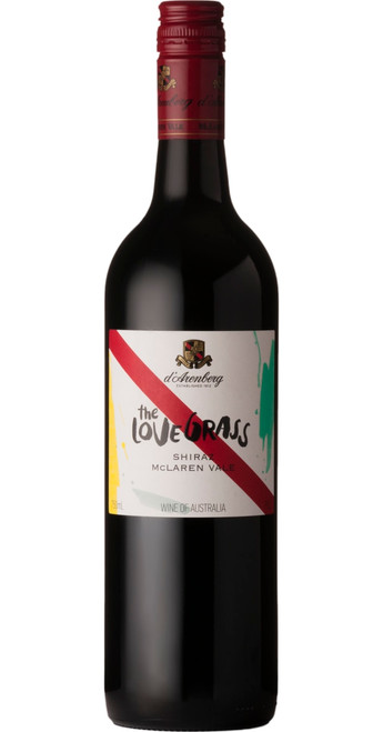 The Love Grass Shiraz, D'Arenberg 2017, South Australia, Australia