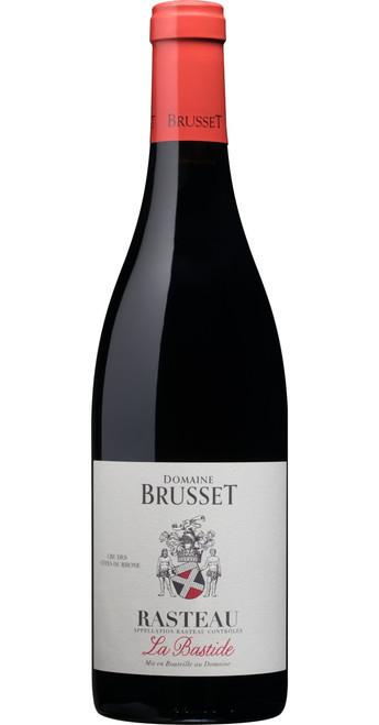 Rasteau, Brusset 2018, Rhône, France