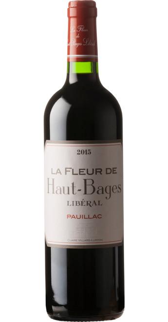 Pauillac, La Fleur de Haut-Bages Libéral 2015, Château Haut-Bages Libéral