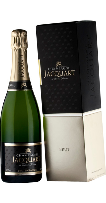 Jacquart Champagne Brut Mosaïque Gift Pack NV
