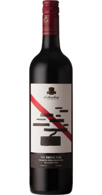 The Bonsai Vine GSM, D'Arenberg 2016, South Australia, Australia