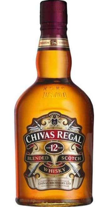 Chivas Regal 12yo Scotch Whisky