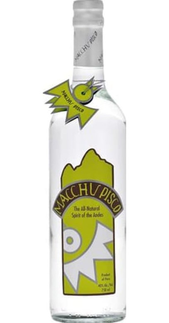 Macchu Pisco Pisco