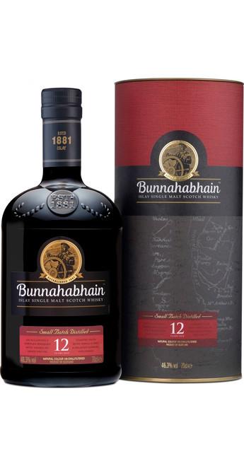 Bunnahabhain 12yo Single Malt Whisky