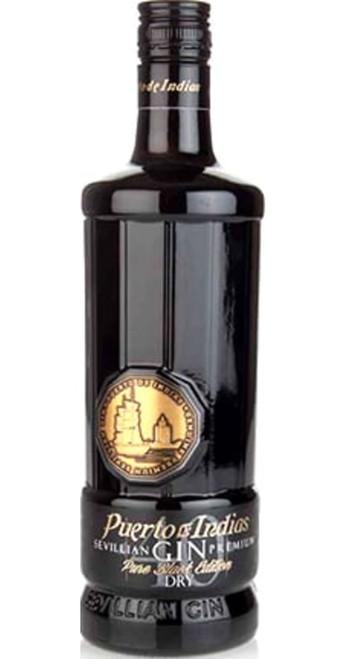 Puerto de Indias Pure Black Edition Dry Gin