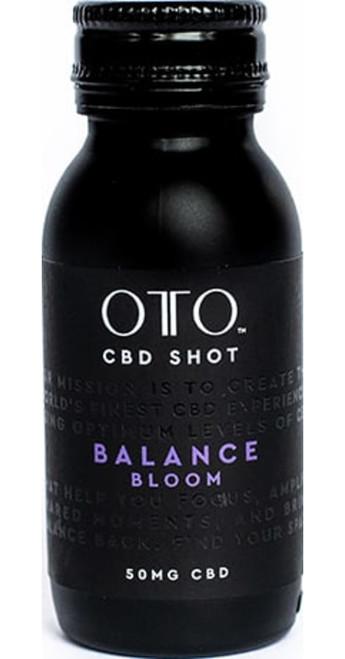 CBD 50mg Balance Shot, OTO CBD Pack of 12