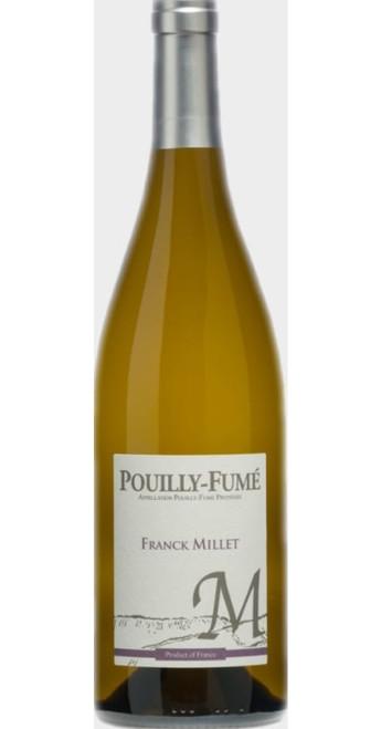 Pouilly Fumé 2018, Franck Millet