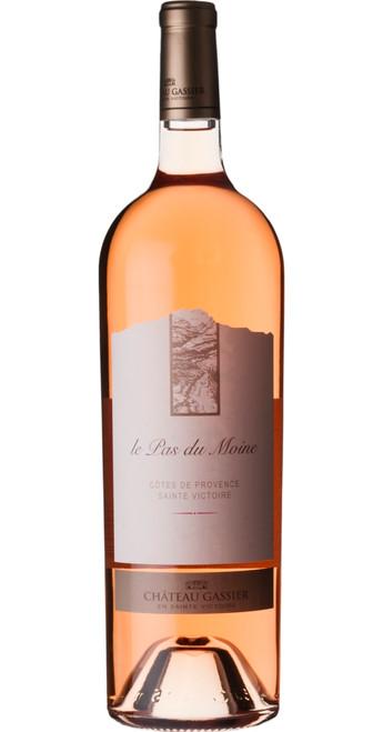 Côtes de Provence 'Le Pas du Moine' Magnum 2018, Chateau Gassier, France