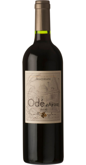Madiran 'Odé d'Aydie', Château d'Aydie 2016, South West France, France