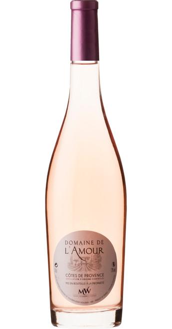 Côtes de Provence Rosé, Domaine de l'Amour 2019, La Vidaubanaise, France