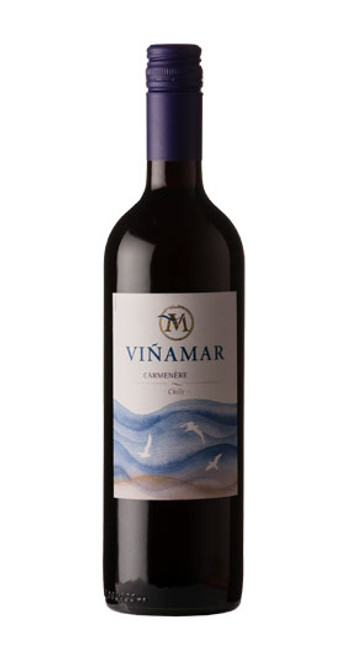 Carmenere, Viñamar 2019, Casablanca Valley, Chile