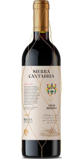 Rioja Gran Reserva 2009, Viñedos Sierra Cantabria