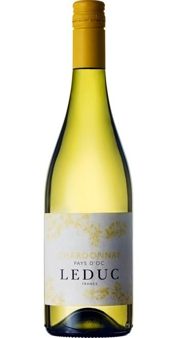 Chardonnay, IGP Pays d'Oc, Leduc 2018, Languedoc-Roussillon, France