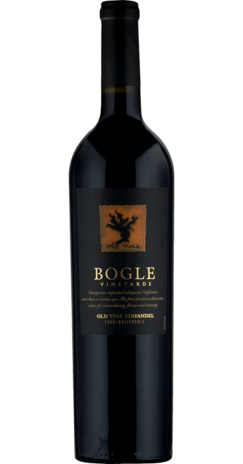 Old Vine Zinfandel 2017, Bogle Vineyards, California, U.S.A.