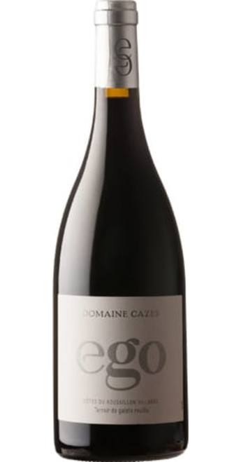 Ego, Côtes du Roussillon Villages, Domaine Cazes 2018, Languedoc-Roussillon, France