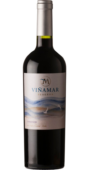 Carménère Reserva 2018, Viñamar, Central Valley, Chile