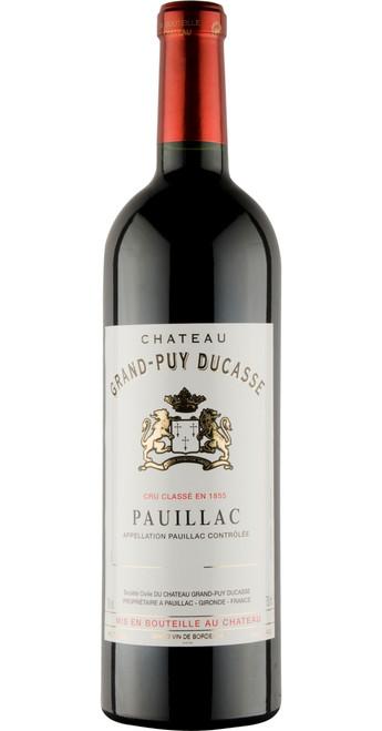 Pauillac, 5ème Cru Classé, Château Grand-Puy Ducasse 2014, Bordeaux, France