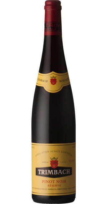 Pinot Noir Réserve Cuvée 7, Trimbach 2016, Alsace, France