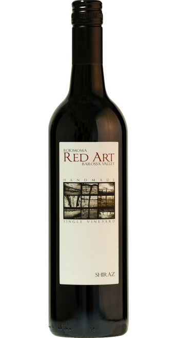 Red Art Shiraz Cellar Release 2010, Rojomoma