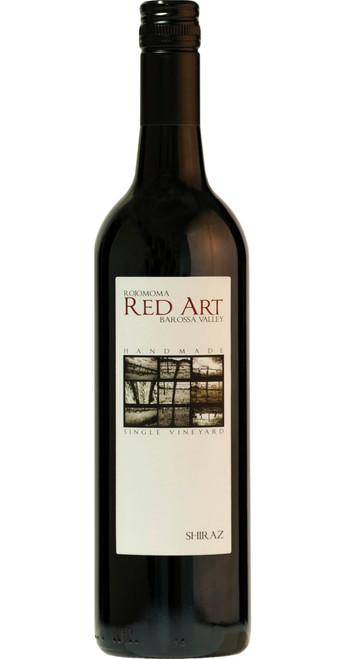 Red Art Shiraz Cellar Release 2010, Rojomoma, South Australia, Australia