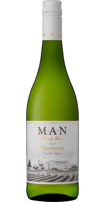 Padstal Chardonnay, MAN Family Wines 2019, Western Cape, South Africa