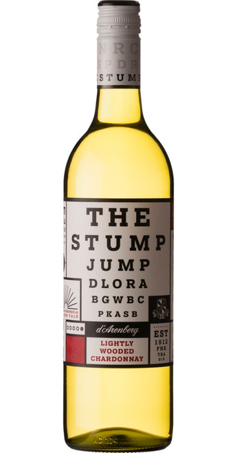 The Stump Jump Chardonnay 2019, D'Arenberg, South Australia, Australia