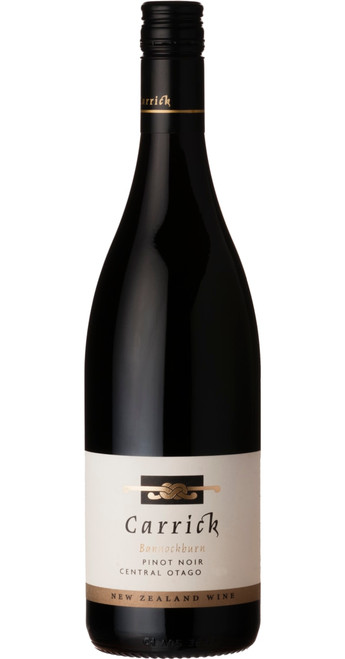 Bannockburn Pinot Noir 2017, Carrick Winery, Central Otago, New Zealand