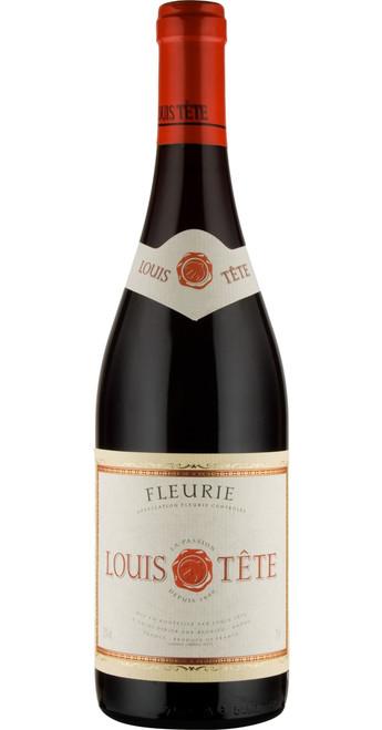 Fleurie Half, Louis Tête 2018, Beaujolais, France