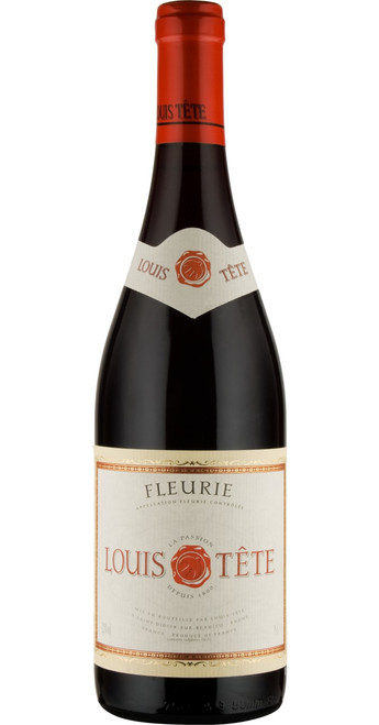 Fleurie 37.5cl 2018, Louis Tête