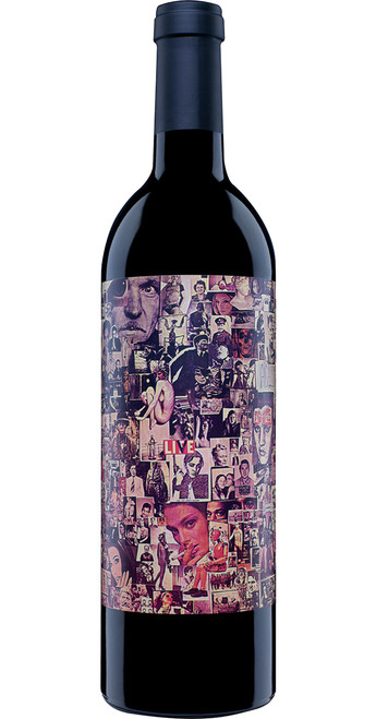 Abstract, Orin Swift 2018, California, U.S.A.