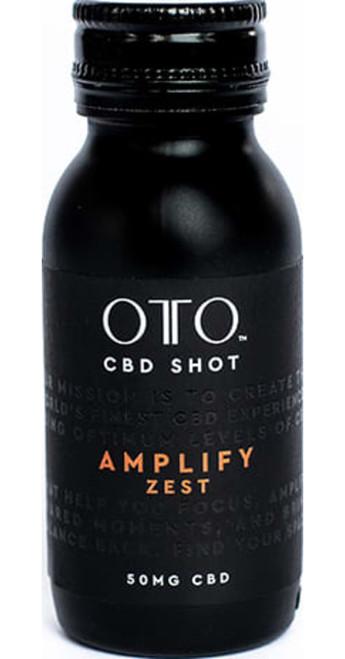 CBD 50mg Amplify Shot, OTO CBD Pack of 12