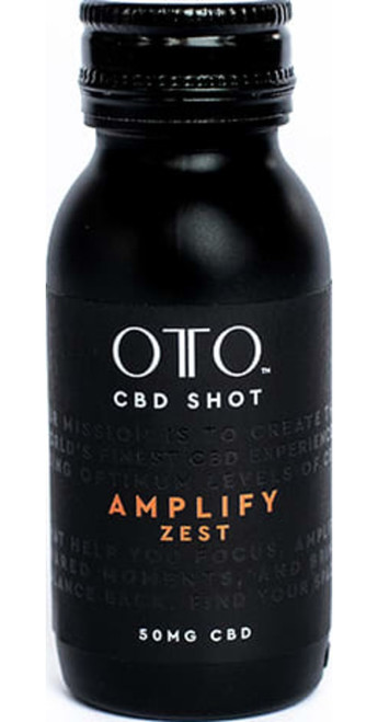 OTO CBD CBD Amplify Shot
