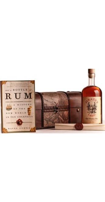 Pirate's Grog Rum 5 YO Rum Chest Gift Pack