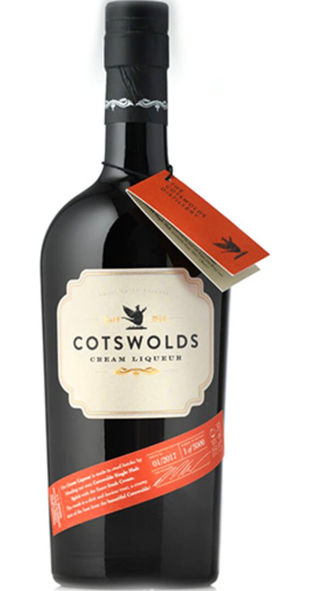 The Cotswolds Distillery Cream Liqueur