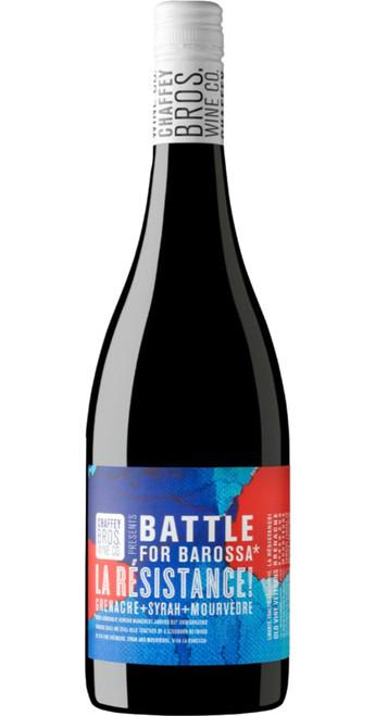 La Resistance! Grenache Syrah Mourvedre 2016, Chaffey Bros. Wine Co.