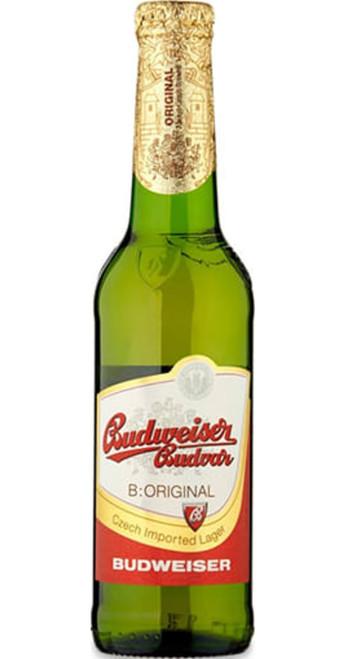 Budvar Pack of 24 Budweiser Budvar Premium Lager