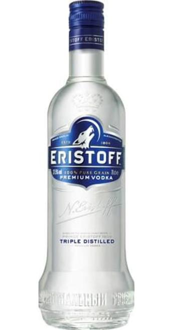 Eristoff Vodka Eristoff Vodka
